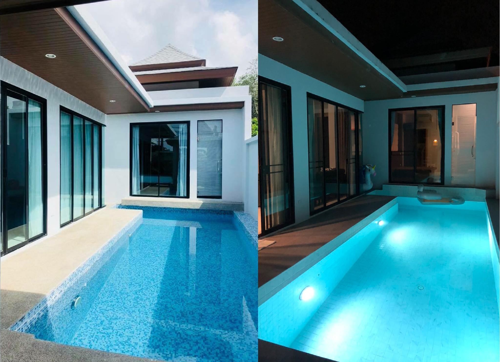 Rawai Pool Villa By Investing In Phuket