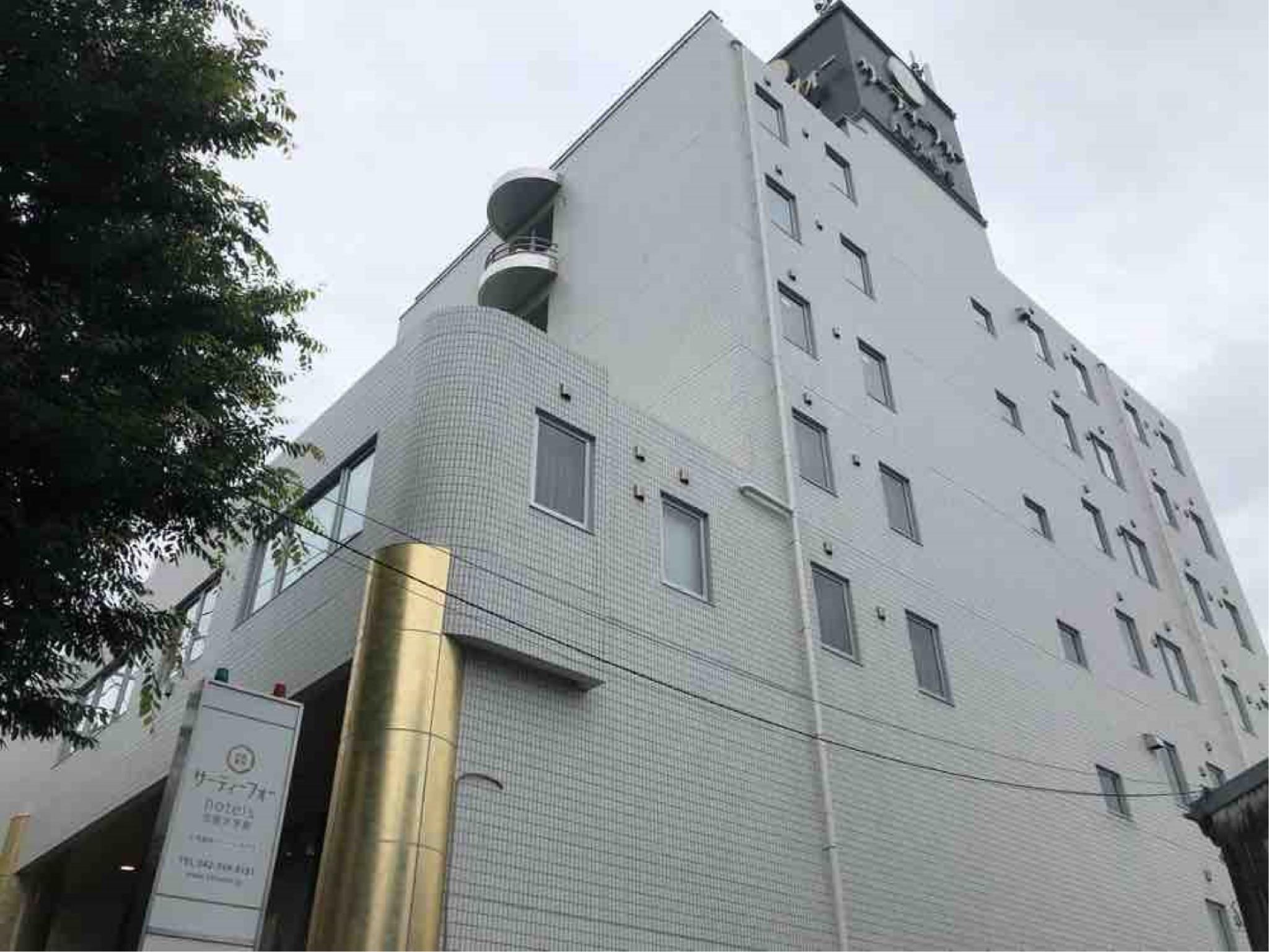 34 Hotels Kitazatodaigaku Mae