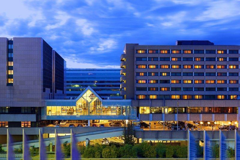 Frankfurt Airport Marriott Hotel
