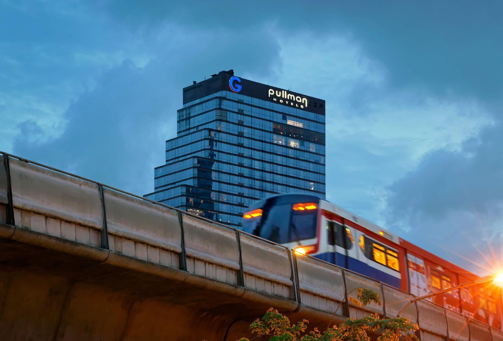 Pullman Bangkok Hotel G - Bangkok
