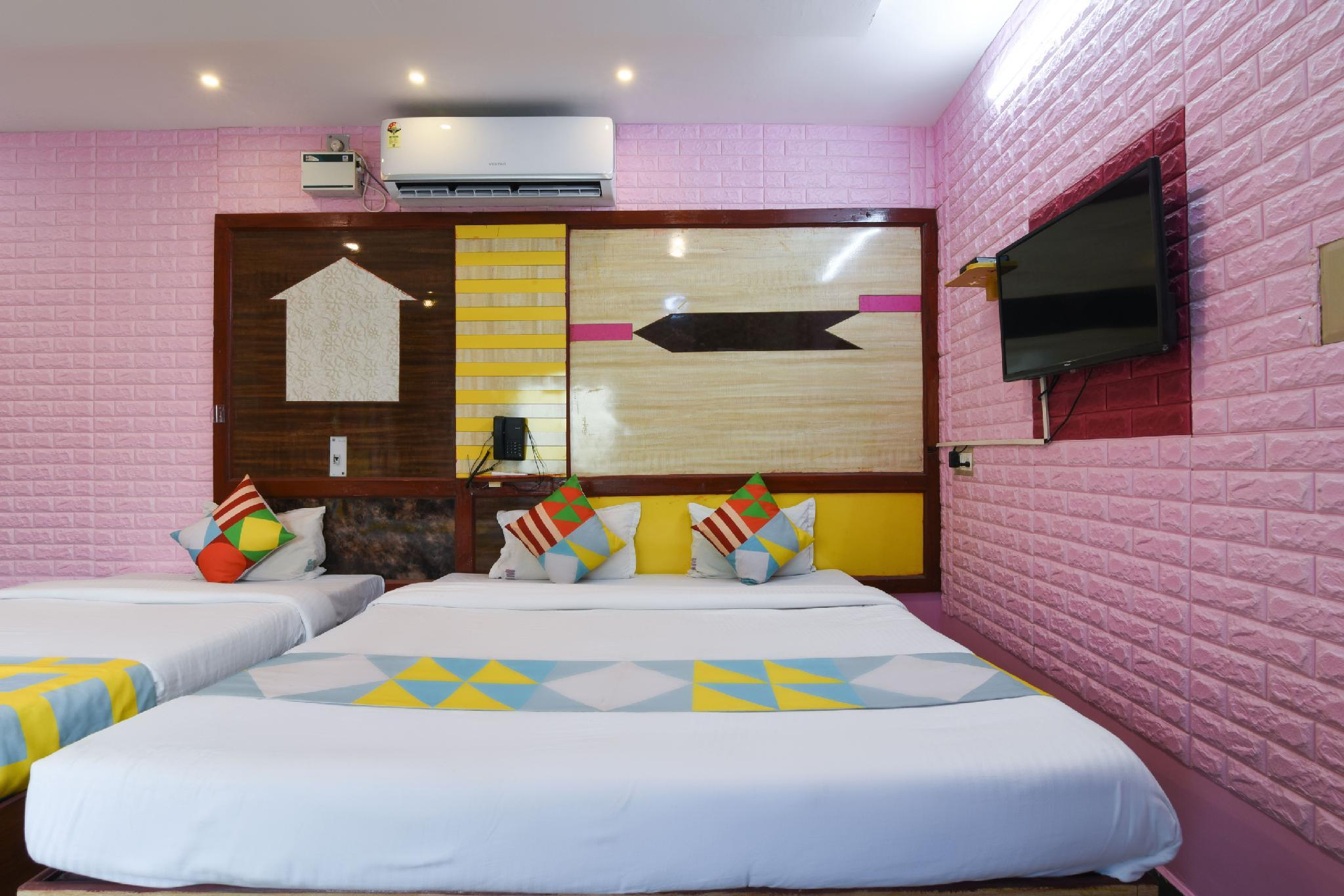 OYO 64367 Gnanam Residency Near Kalapeta Beach