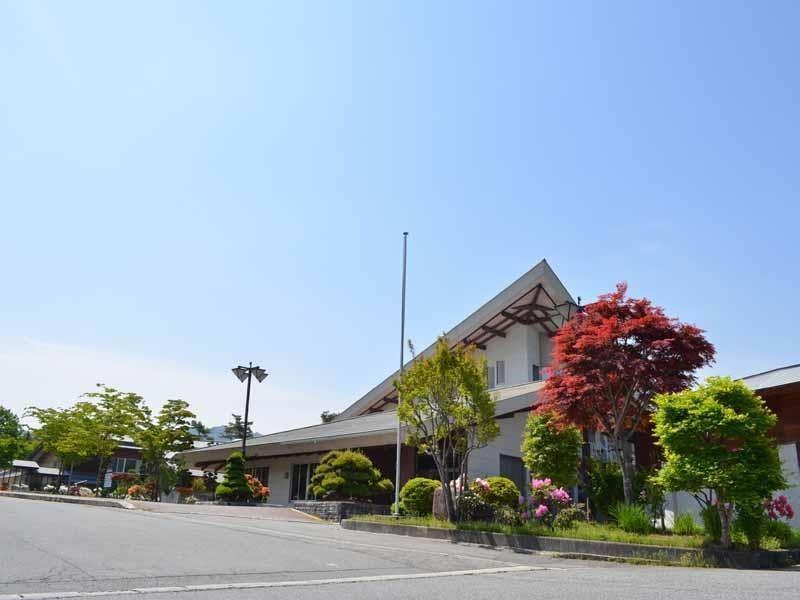 Takanoyu Onsen Palace Shofu