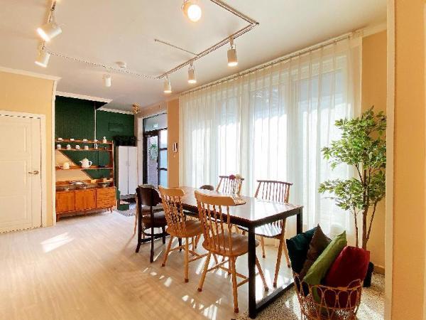 [NEW] 7rooms, 4baths &garden 5Min - Great location Seoul