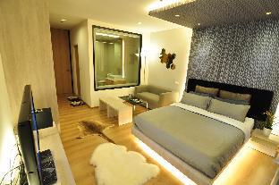 [ラチャダーピセーク]アパートメント(34m2)| 1ベッドルーム/1バスルーム 1 Bedroom near MRT & BTS Bangkok
