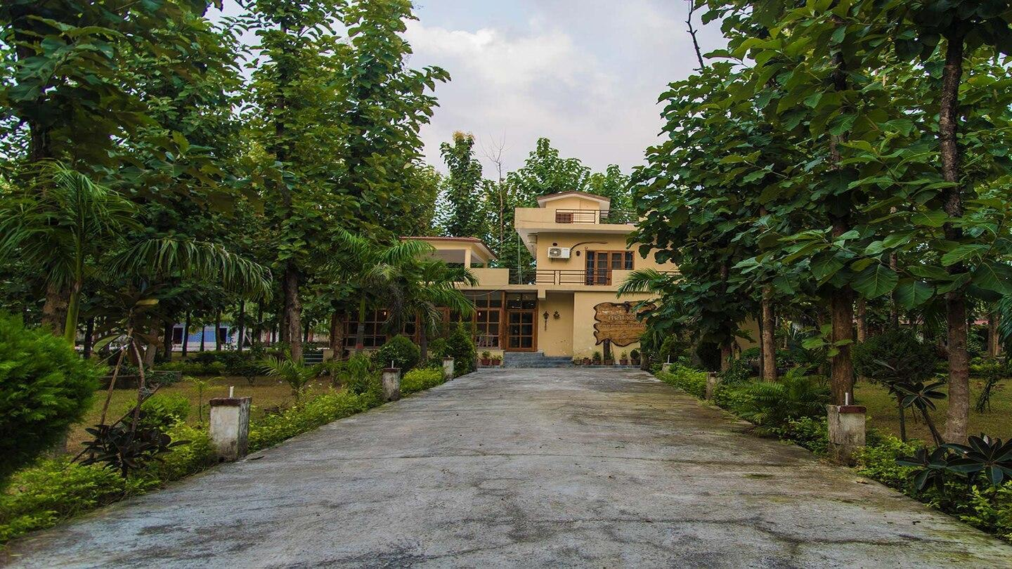Aaryan Manor By Vista Rooms