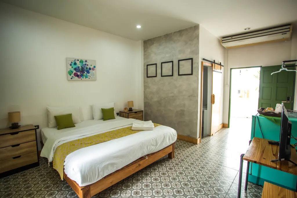 Patong Beach Core Business District City   Room อพาร์ตเมนต์ 1 ห้องนอน 1 ห้องน้ำส่วนตัว ขนาด 35 ตร.ม. – ป่าตอง