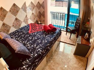 Unbeatable Comfort with MRT and Skyline Views สตูดิโอ อพาร์ตเมนต์ 1 ห้องน้ำส่วนตัว ขนาด 10 ตร.ม. – สาทร