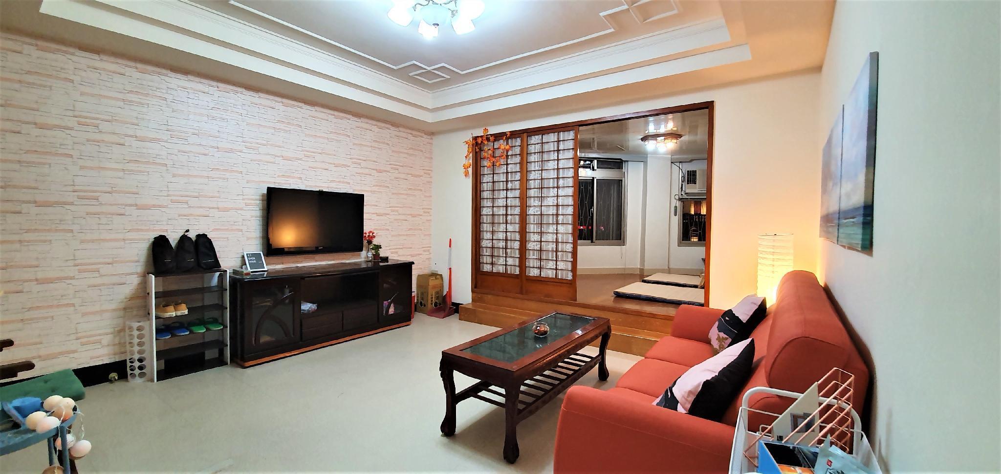 Taiwan Style Aesthetics Apartment.