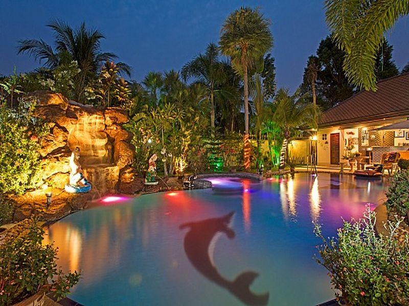 Relaxing Palms Pool Villa B 3 Bed