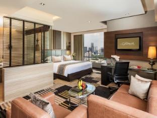 The Landmark Hotel Bangkok Bangkok - Corner room