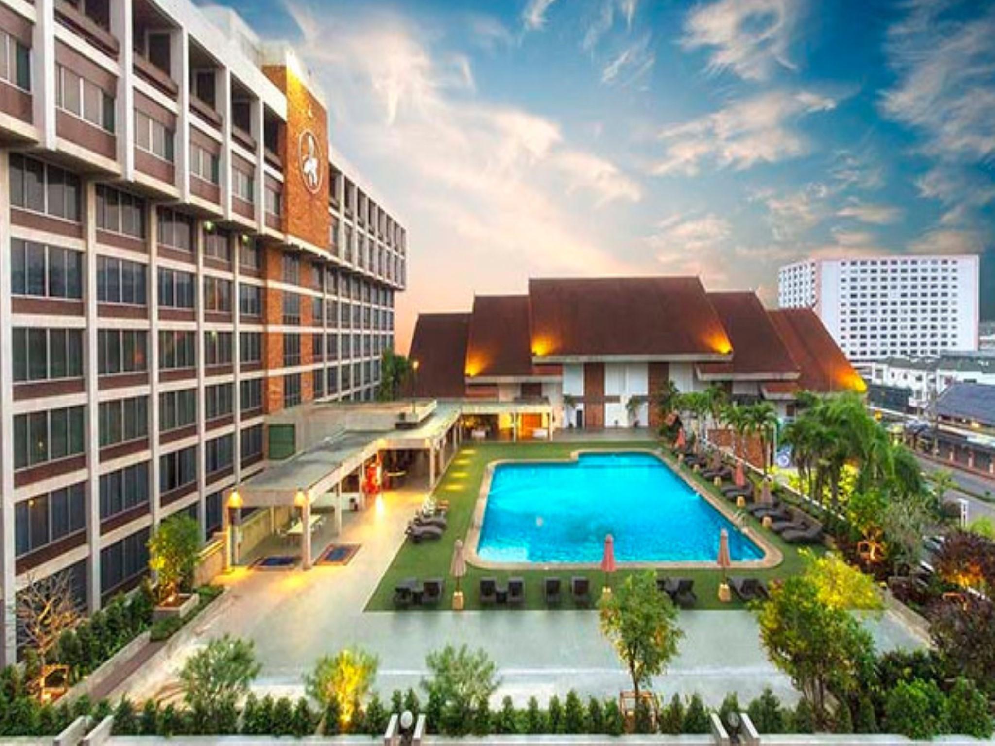 รีวิวจ๊าบๆ โรงแรมเชียงใหม่ ออร์คิด - เชียงใหม่ รีวิว Pantip