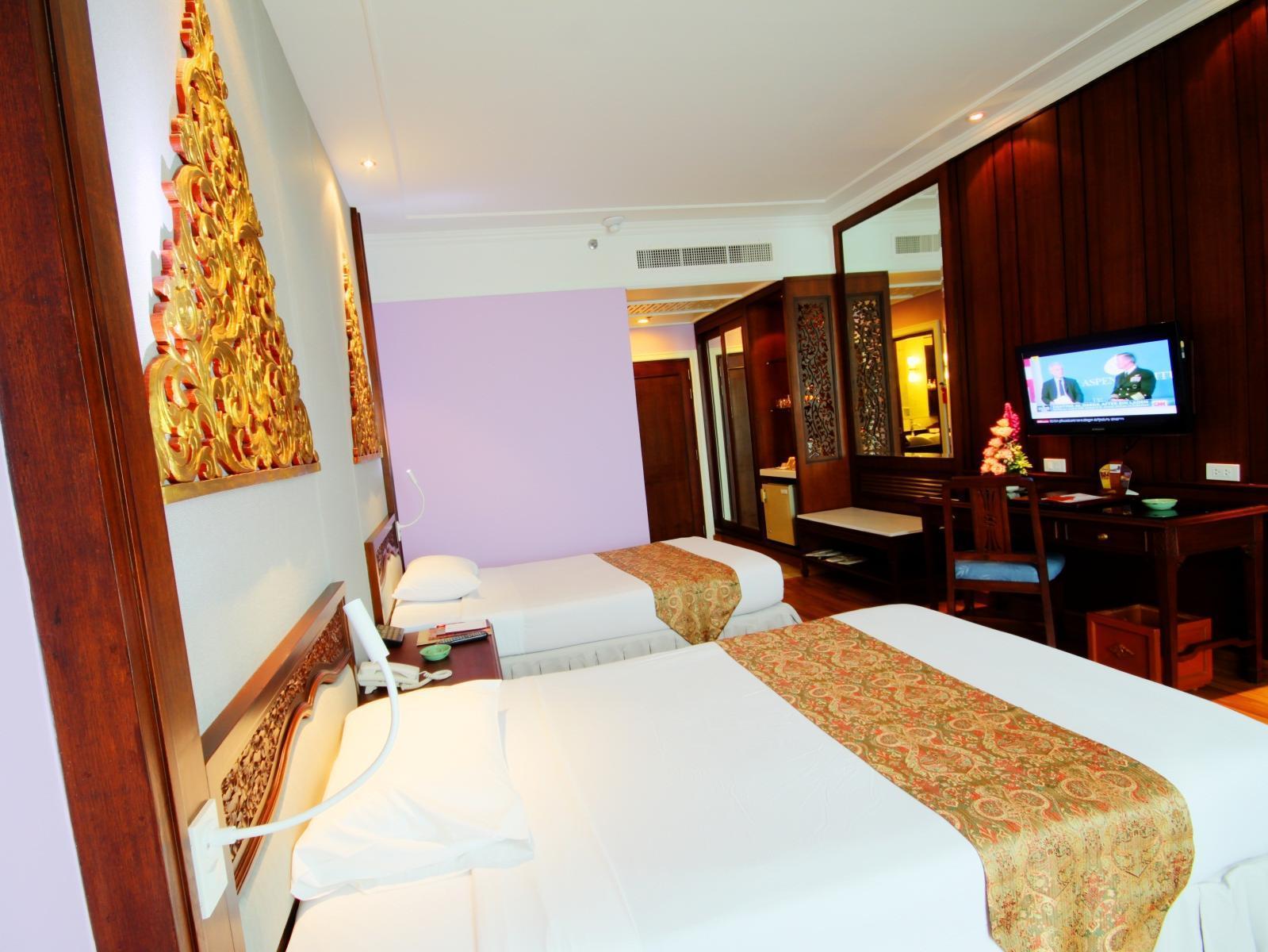 Empress Hotel โรงแรมเอ็มเพรส