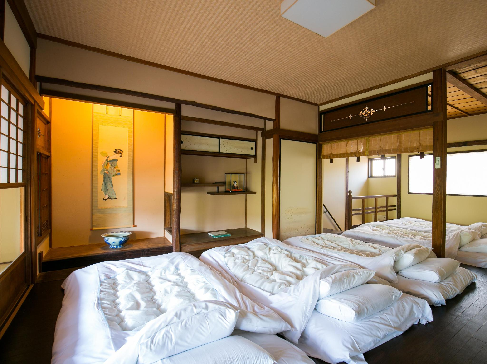 KYOTO Traditional Machiya Yadomachi Kamishichiken
