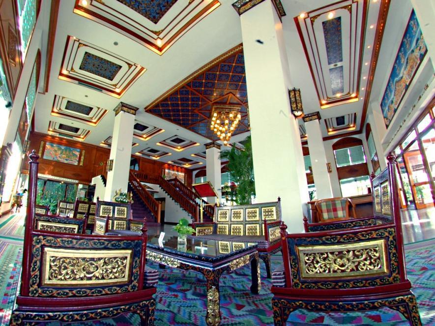 The Park Hotel Chiang Mai เดอะ พาร์ค โอเต็ล เชียงใหม่