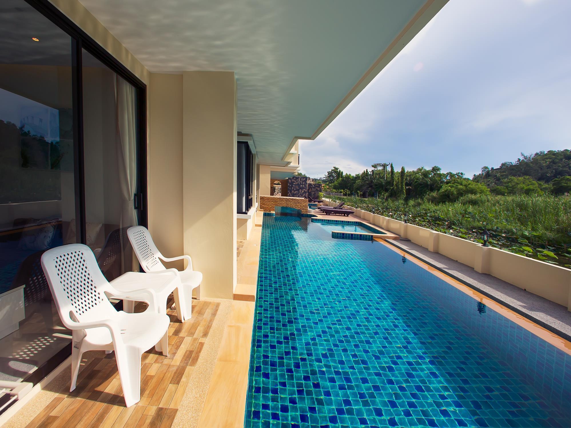 The Lago Apartments by Tropiclook เดอะ ลาโก อพาร์ตเมนต์ บาย ทรอปิคลุค