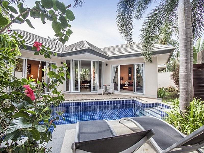 Villa Lipalia 104 Private Pool Villa with 1-Bedroom วิลลา ลิปาเลีย 104 ไพรเวต พูล วิลลา 1 ห้องนอน