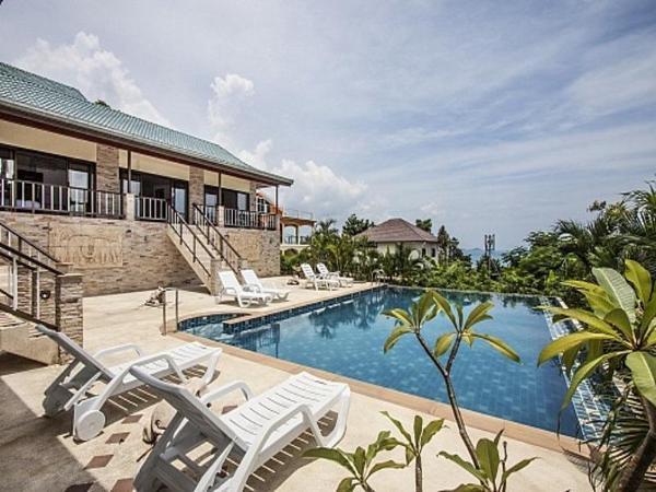 Bophut View - 4-Bedroom Sea-View Villa Koh Samui