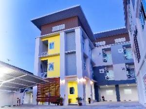 คอนเนคท์ อพาร์ตเมนต์ (Connect Apartment)