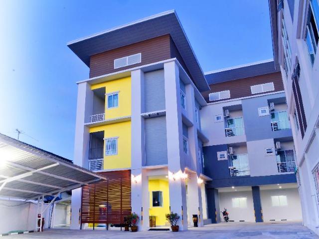 คอนเนคท์ อพาร์ตเมนต์ – Connect Apartment
