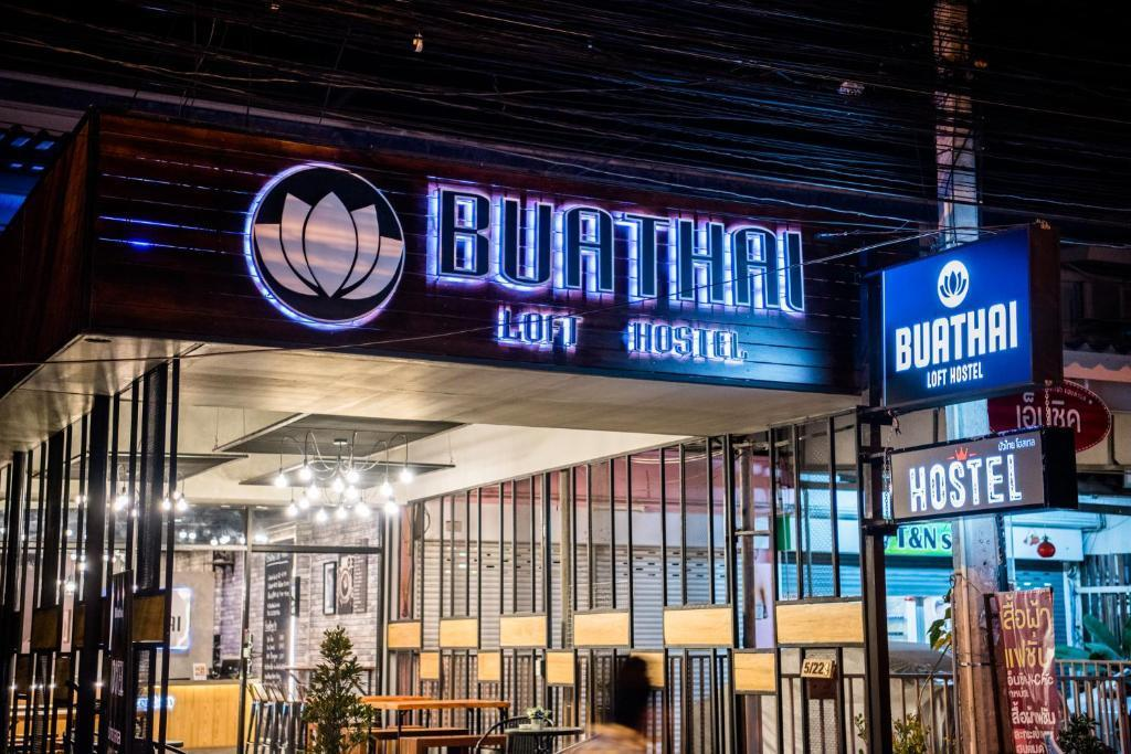 Buathai Loft Hostel