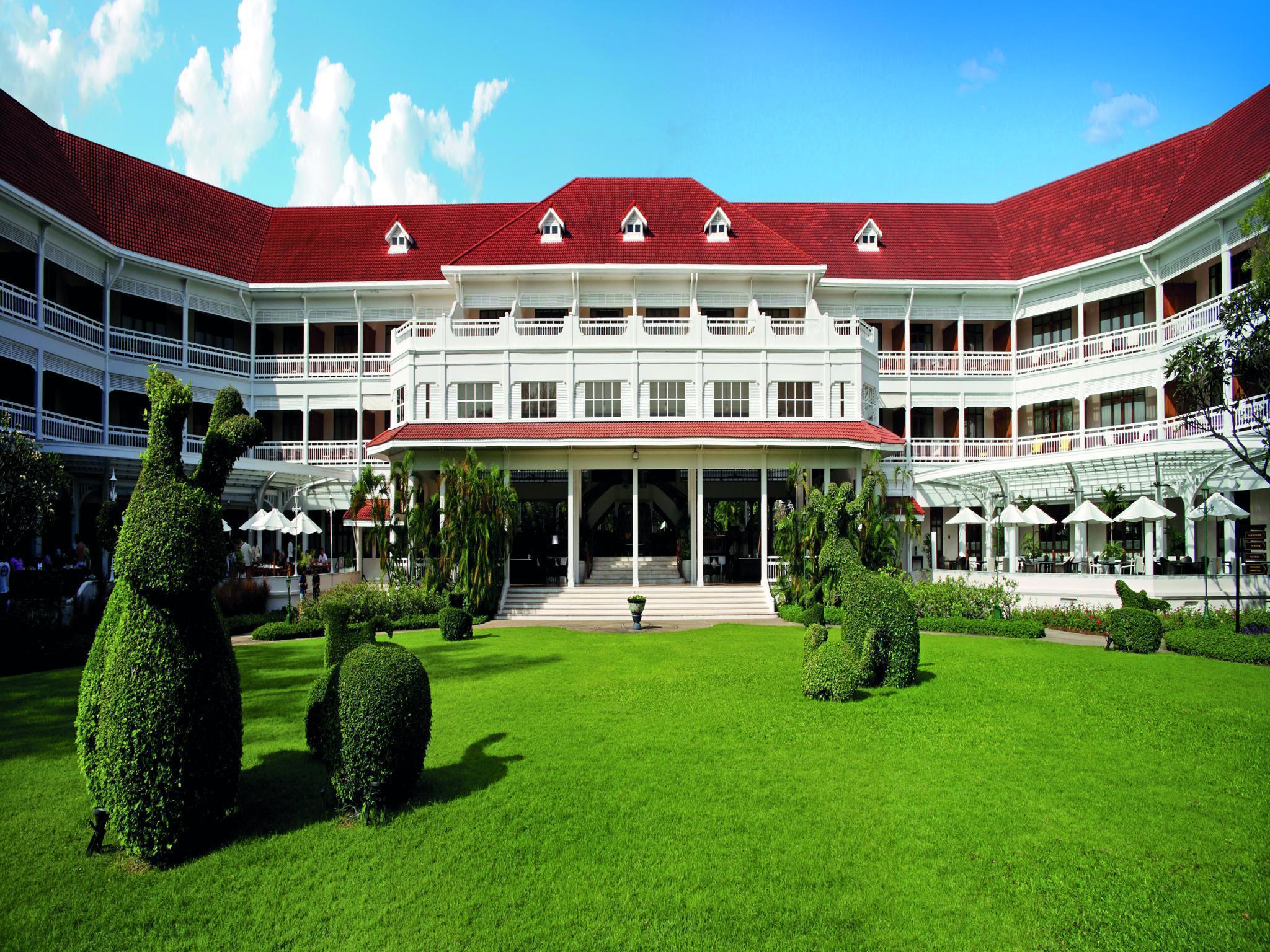 Centara Grand Beach Resort & Villas Hua Hin เซ็นทารา แกรนด์ รีสอร์ท แอนด์ วิลล่า หัวหิน