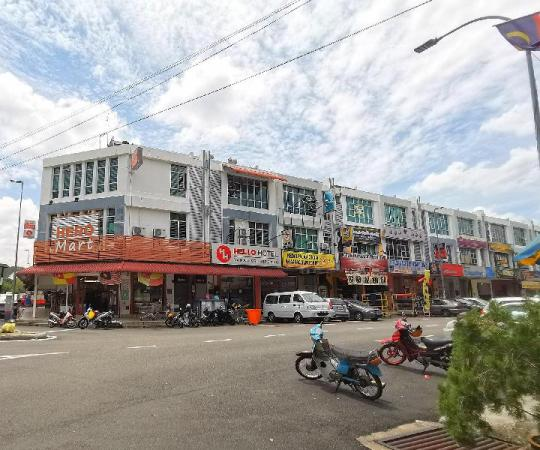 Hello Hotel Taman Sri Serdang Kuala Lumpur
