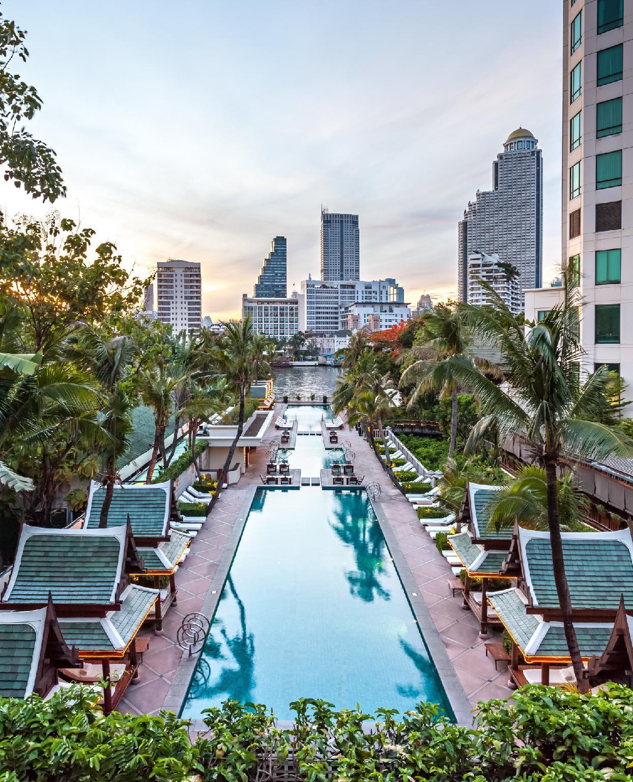 The Peninsula Bangkok เดอะ เพนนินซูลา กรุงเทพฯ