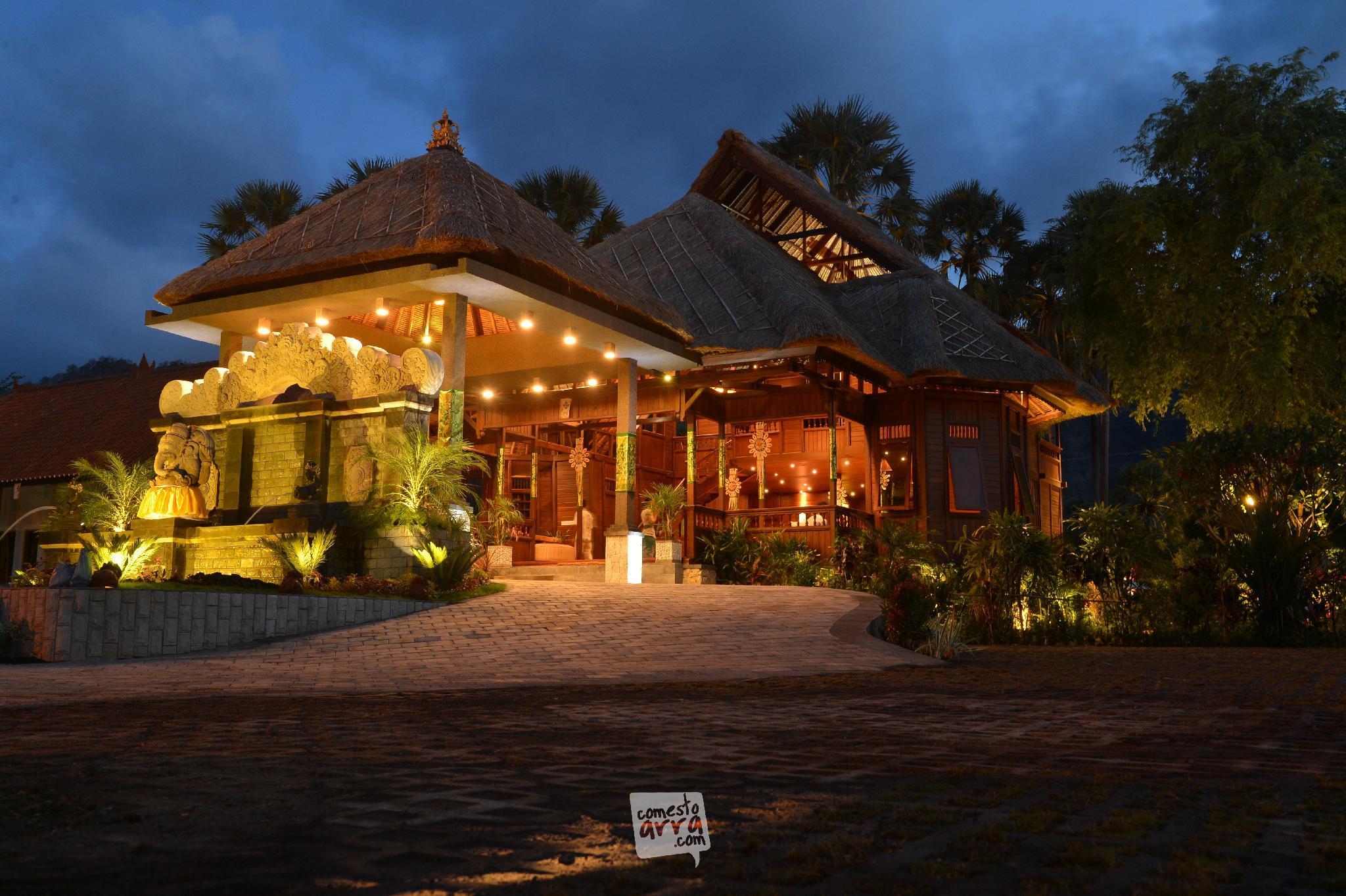 Kinaara Resort And Spa Pemuteran