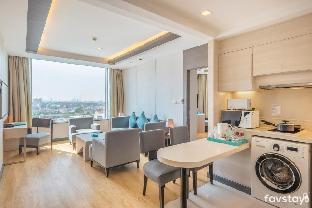 1BR Suite Short Walk to W Market & BTS Phrakhanong อพาร์ตเมนต์ 1 ห้องนอน 1 ห้องน้ำส่วนตัว ขนาด 55 ตร.ม. – สุขุมวิท