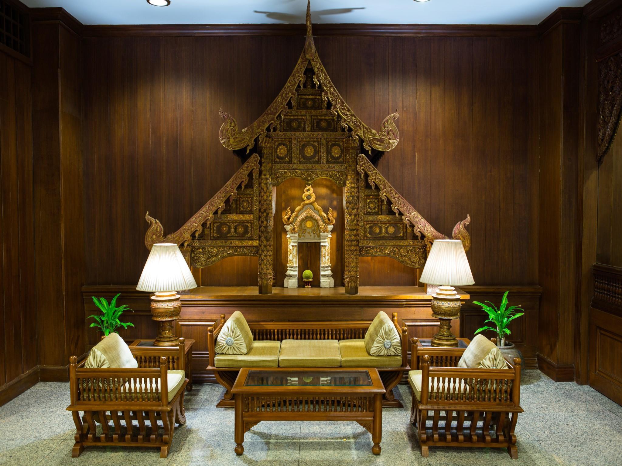 Chiang Mai Plaza Hotel โรงแรมเชียงใหม่ พลาซ่า