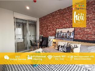 [hiii] Serenade*NearGrandPalace&KhaoSanRd-BKK212 อพาร์ตเมนต์ 1 ห้องนอน 1 ห้องน้ำส่วนตัว ขนาด 30 ตร.ม. – ธนบุรี