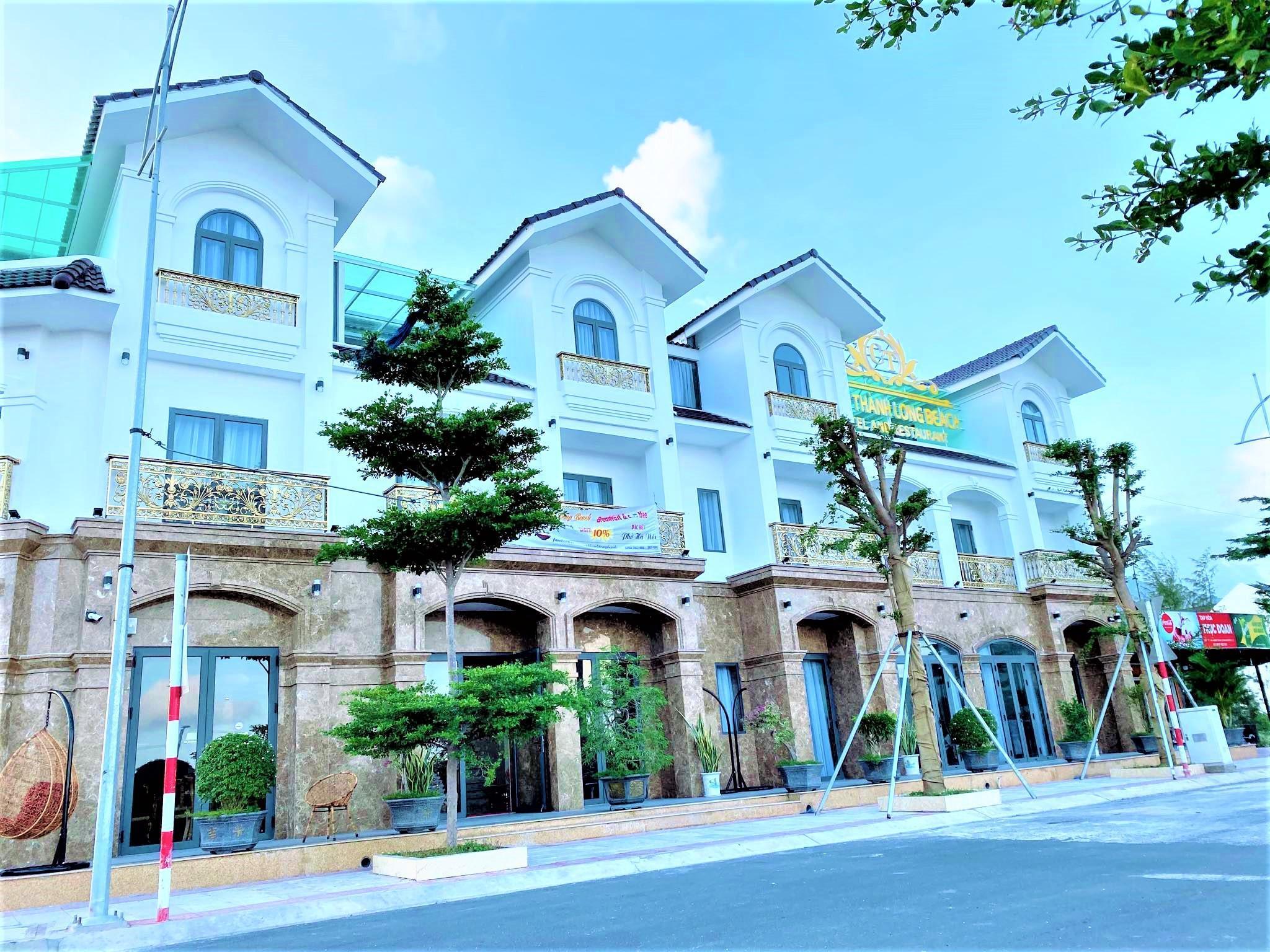Cong Thanh Long Beach Hotel