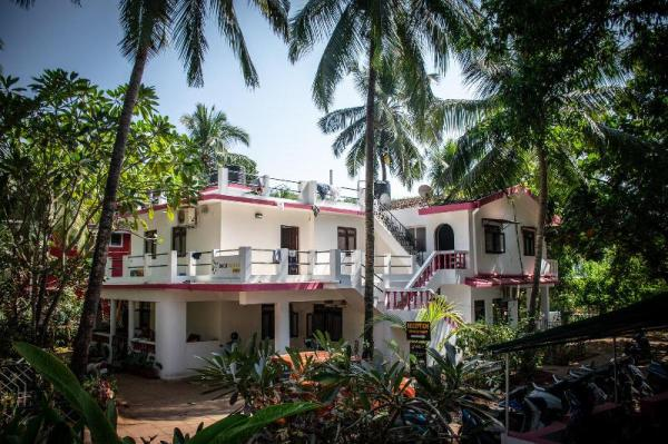 Backpacker Panda - Goa Goa