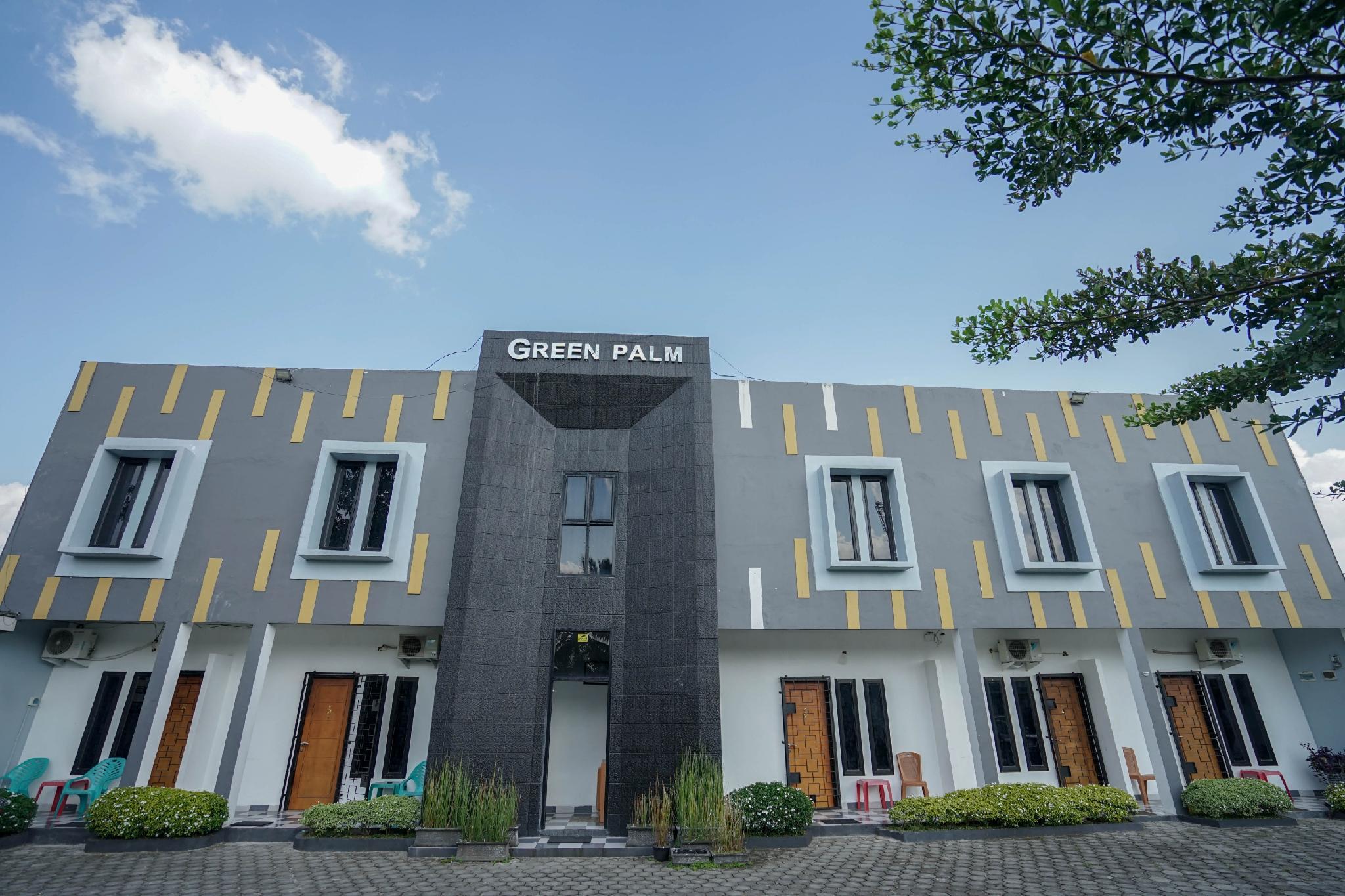 OYO 1266 Green Palm Kostel Syariah