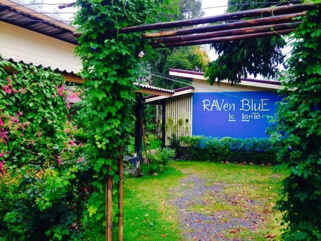 ราเวน บลู – Raven Blue