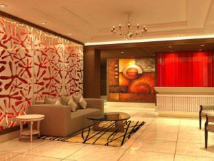 โรงแรมสวาติ ดีลักซ์ นิวเดลี และ NCR - ล็อบบี้