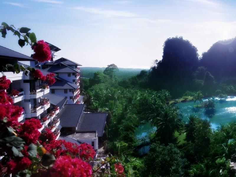 Maritime Park & Spa Resort มารีไทม์ ปาร์ค แอนด์ สปา รีสอร์ท