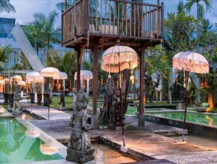 The Mansion Resort Hotel & Spa Bali - Viesnīcas ārpuse