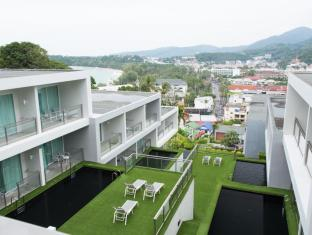 Sugar Palm Grand Hillside Hotel Phuket - Omgivningar