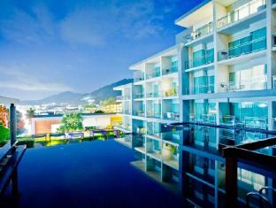 Sugar Palm Grand Hillside Hotel Phuket - Aussicht