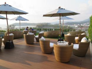 Sugar Palm Grand Hillside Hotel Phuket - Restaurante