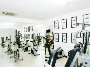 Sugar Palm Grand Hillside Hotel Phuket - fitnes