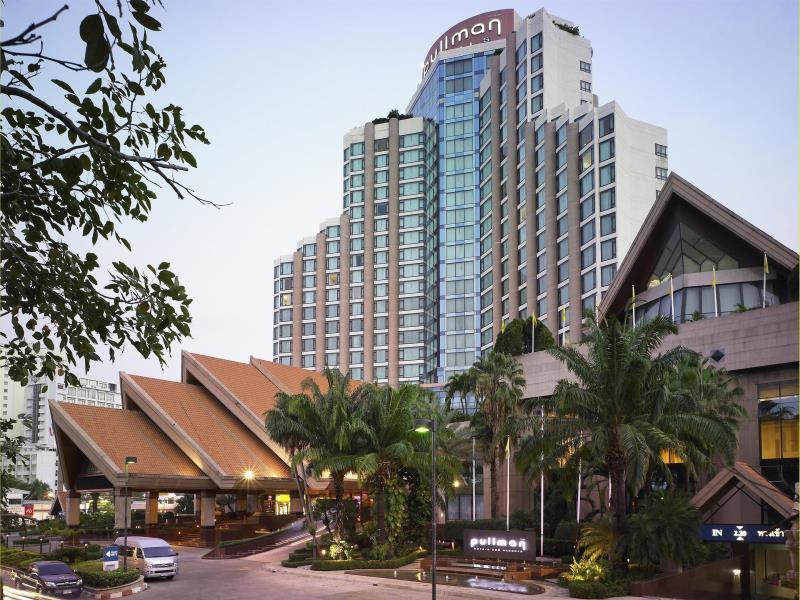 Pullman Khon Kaen Raja Orchid Hotel - Khon Kaen