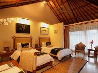 Elephant Safari Park Lodge Hotel Bali - Garden View Twin