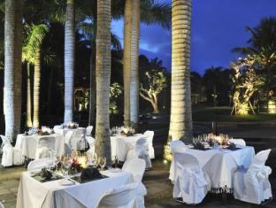 Elephant Safari Park Lodge Hotel Bali - Dining