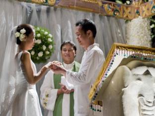 Elephant Safari Park Lodge Hotel Bali - Wedding Vows
