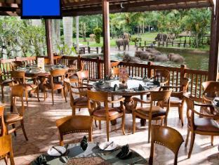 Elephant Safari Park Lodge Hotel Bali - Taro Restaurant