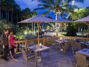 Elephant Safari Park Lodge Hotel Bali - The Bar Terrace