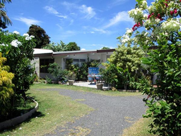 Inaiti Lodge Tahiti