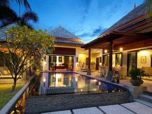 The Bell Pool Villa Resort Phuket Puketas
